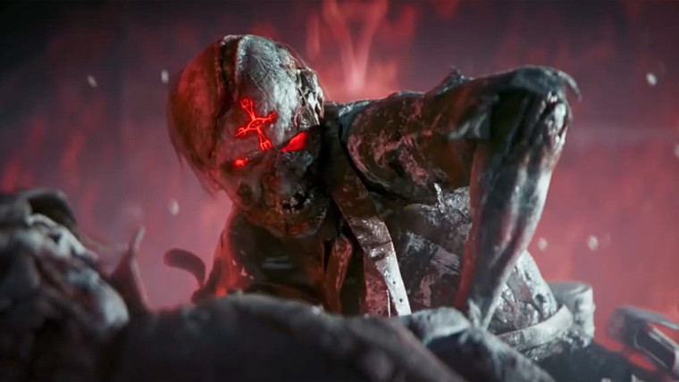 This is an image from Call of Duty Vanguard - Zombies