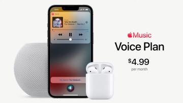 The Apple Music Voice Plan