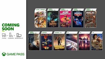Xbox Game Pass October games