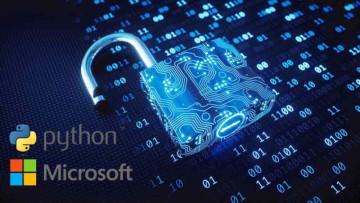 microsoft python cybersecurity
