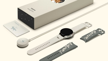 Samsung and Maison Kitsune special edition wearables