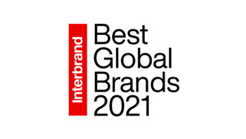 Best Global Brands 2021 logo