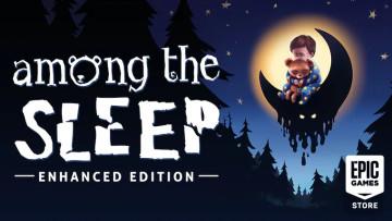 Among the Sleep Epic Games Store freebie
