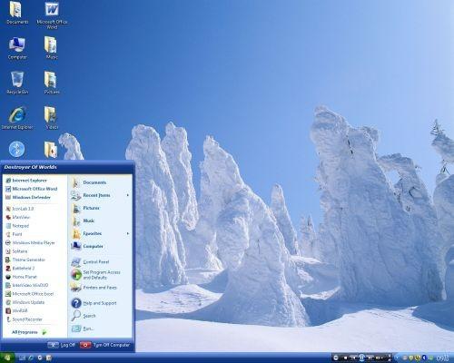 تقارير : Windows XP هو أكثر نظام تشغيل مستخدم فى 8 دول حول العالم منها الصين