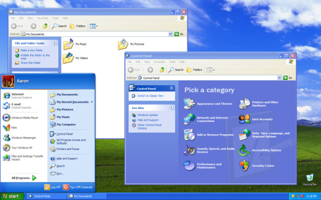 a very brief history of windows xp neowin