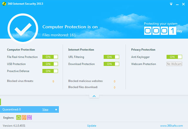 360 Internet Security 4.7.0.4700 Free Download