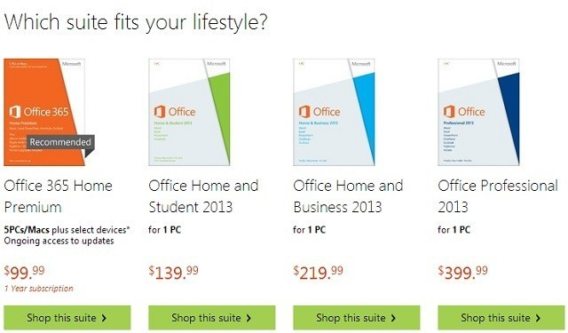 Microsoft To Now Allow Office 2013 Pc License Transfers Once Every