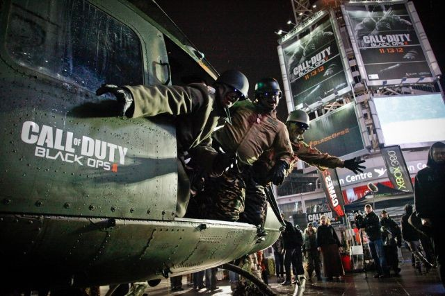 Call of Duty: Black Ops II brings in $500 million in first