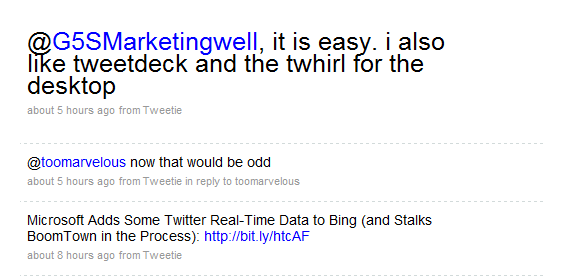 Bing introduces real time Twitter search results - Neowin