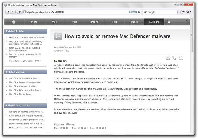 How to Scan and Remove Virus in macOS Sierra - iMobie