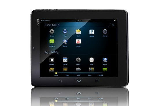 Vizio Tablet to be revealed at CES 2011