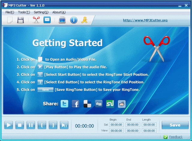 MP3 Cutter 1 1 - Neowin