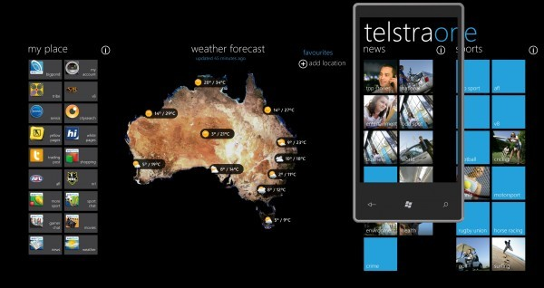 Telstra App suite