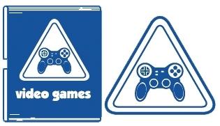 Video Games Badges