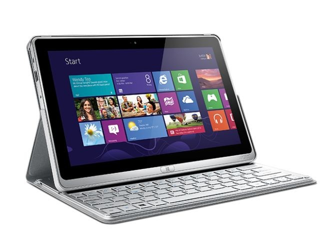 acer aspire p3 windows 8 tablet announced neowin. Black Bedroom Furniture Sets. Home Design Ideas