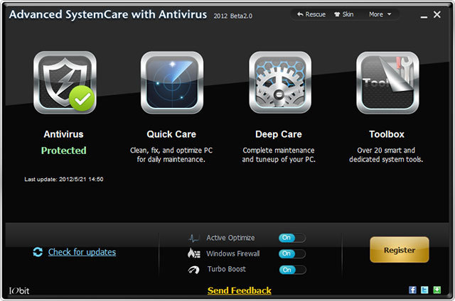 advanced systemcare update