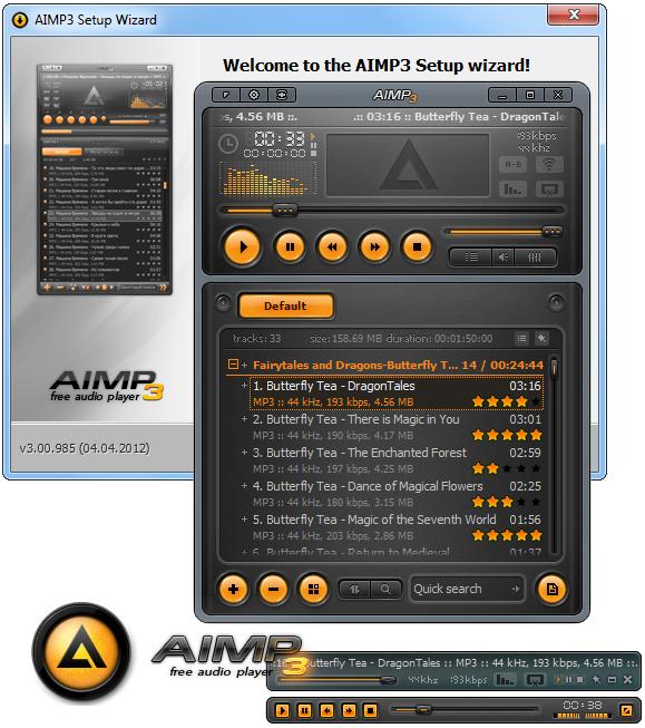 Amp плеер 350Скачать Aimp 3.50 русская версия.