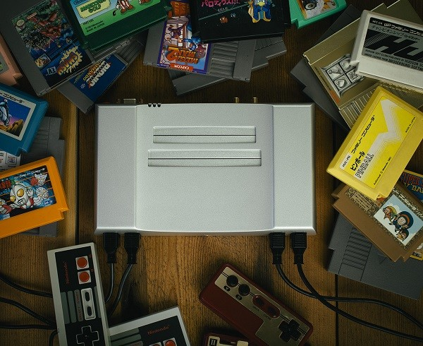 Analogue Nt NES