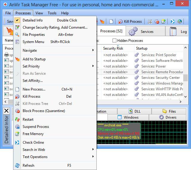 AnVir Task Manager Free 7.5.2