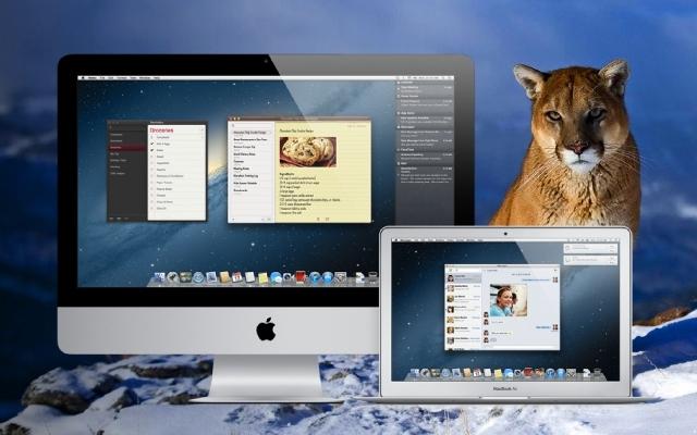 Mac Moutain Lion Software Download