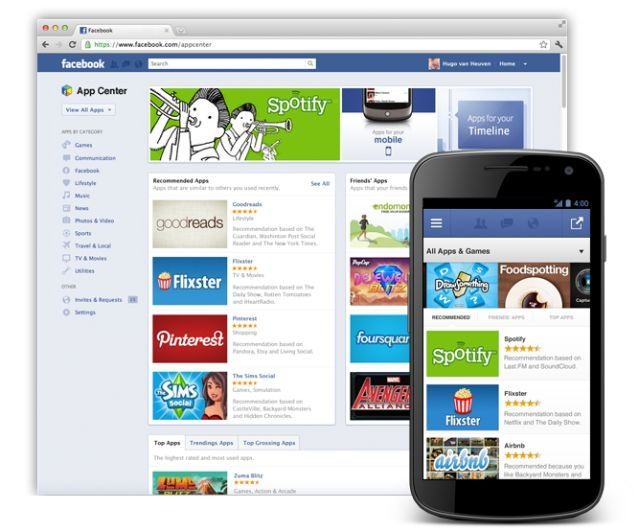Facebook to launch its own App Center store - Neowin