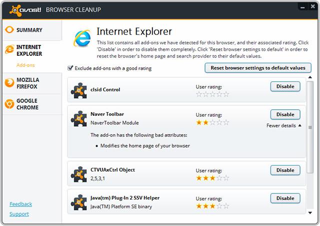 avast internet browser