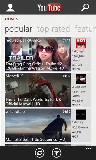 Microsoft: We will put ads in Windows Phone YouTube app if