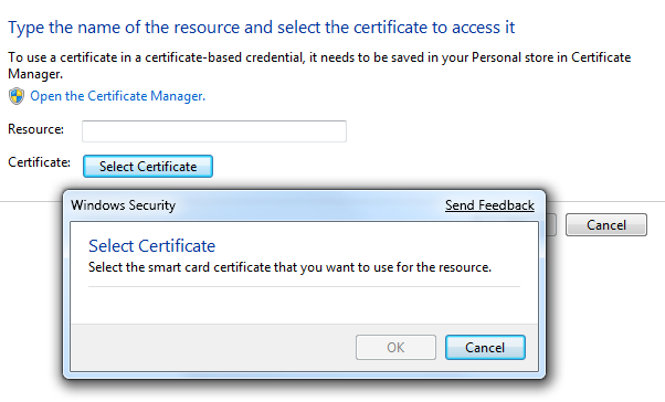 Windows 7: Exploring Credential Manager and Windows Vault - Neowin