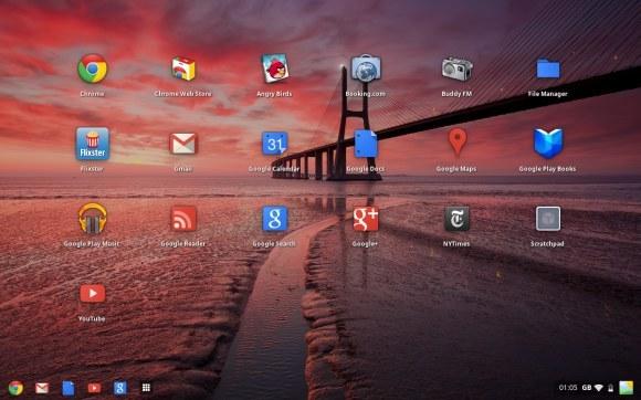 Google's latest Chrome OS build looks ridiculously familiar - Neowin