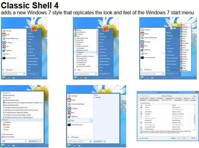 Classic Shell 4...