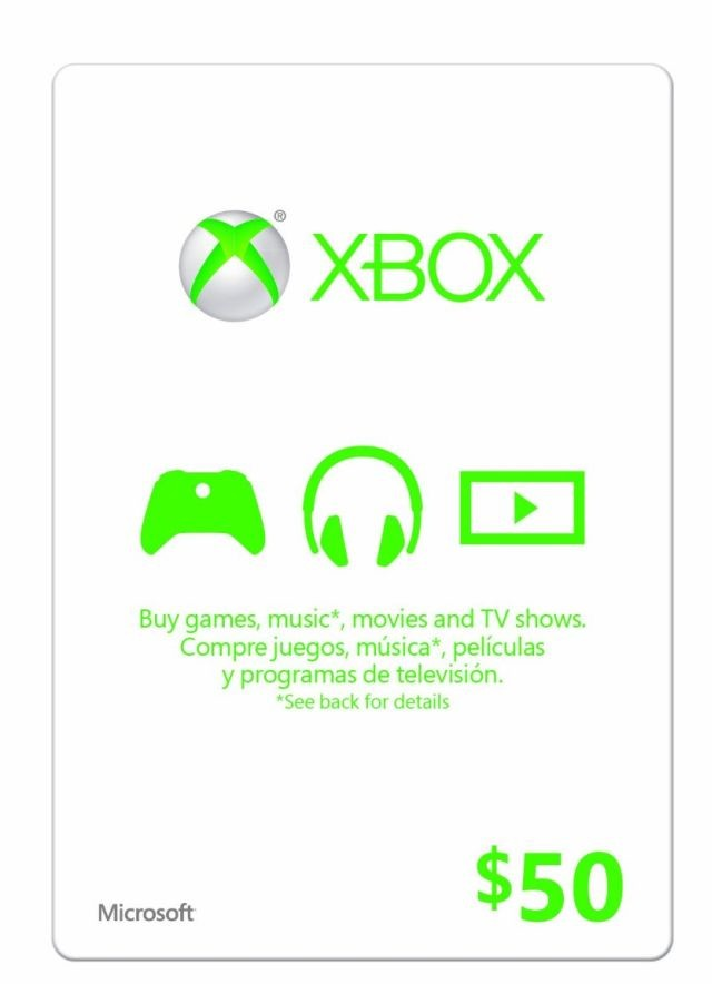 xbox gift card codes march 13 2015