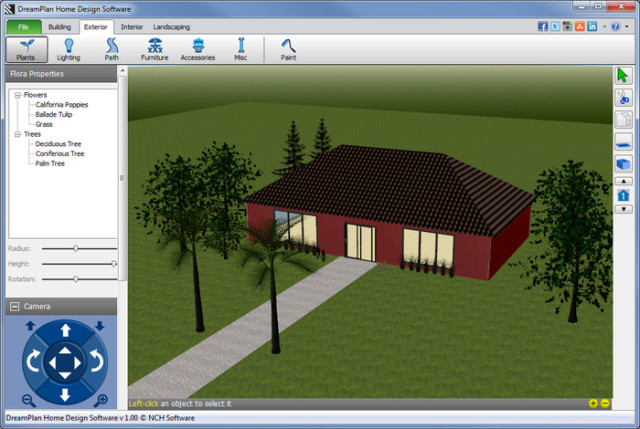 Dreamplan home design software neowin for Dream house 3d
