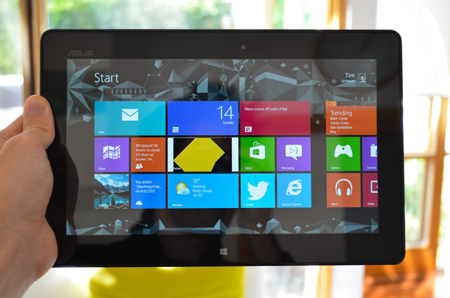 Hands-on with the Asus VivoTab Smart - Neowin