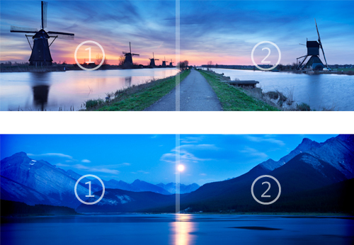 Panoramic Wallpaper For Windows 7: Windows 8 Panoramic Backgrounds Themes Explained
