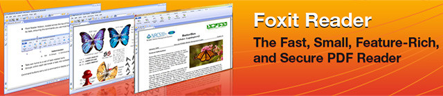 Foxit Reader 6.1.1.1031 Free Download