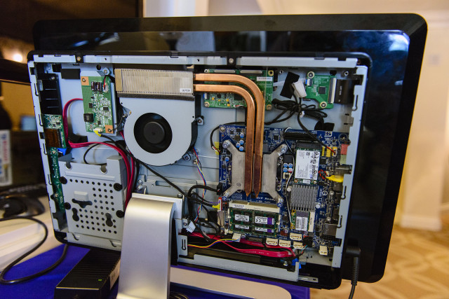Gigabyte Makes Building Your Own All In One Pc Possible