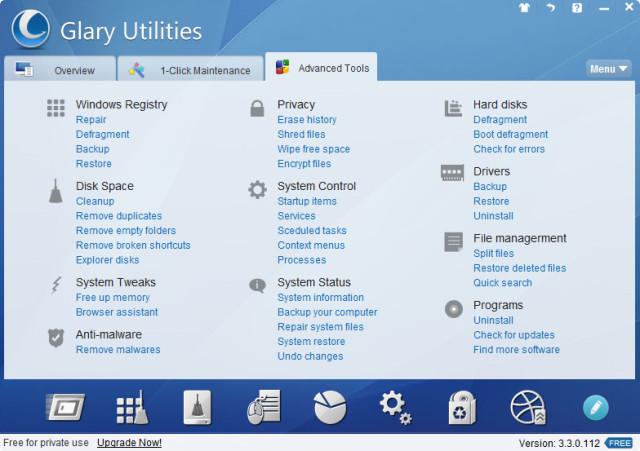 Glary Utilities 3.9.4.144 Full Crack / Keygen