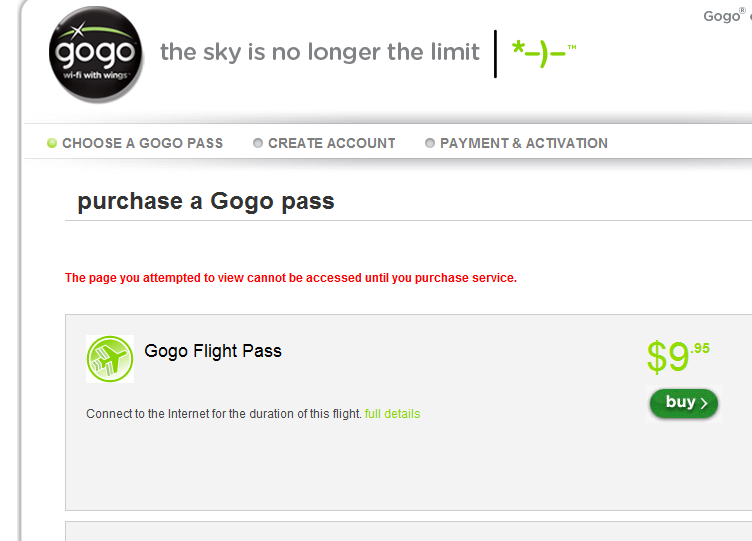 how to use gogo inflight