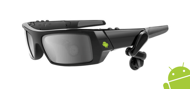 Google developing Android-based glasses with heads-up ...