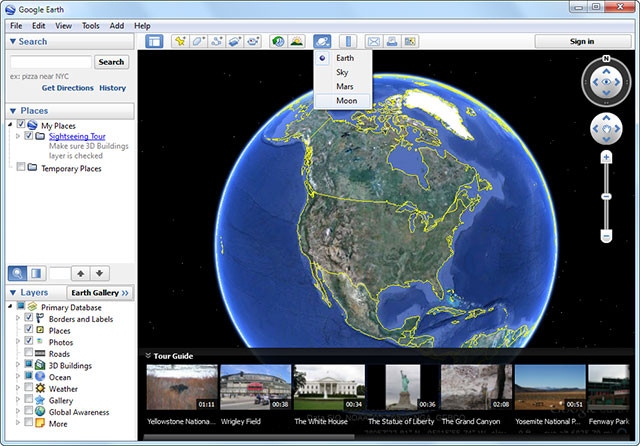 Google earth 703 released for download neowin googleearthg gumiabroncs Images