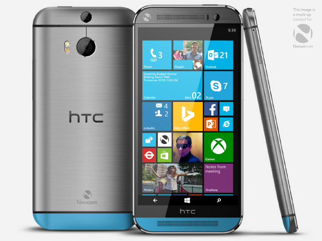 Windows Phone version of new HTC One said to be on the way ...