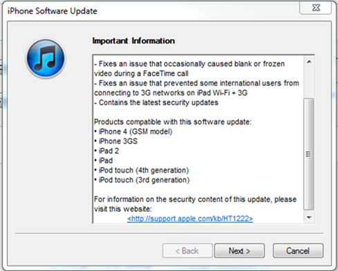 iOSupdate4.3.2