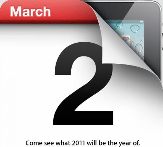iPad Invitation
