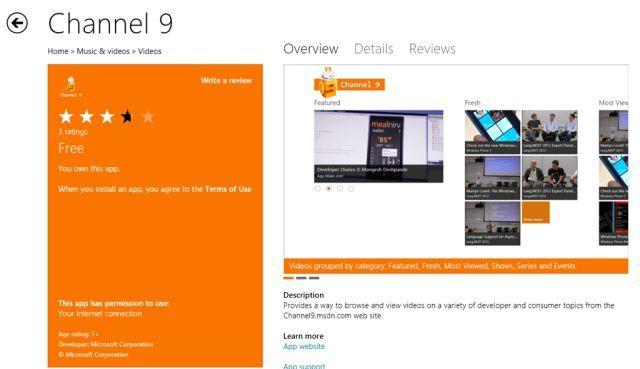 New Windows 8 Metro apps now in Windows Store - Neowin