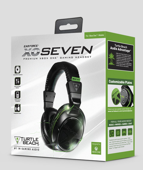 Turtle Beach XO Seven Xbox One Headset - Review - Neowin