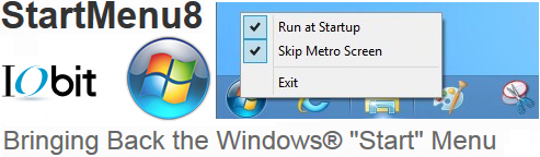 windows - Windows 8 Start Menu Button V1.3.0.0 Final Iobit%20startmenu8