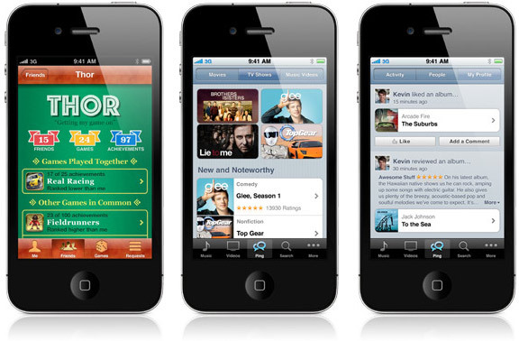 ipod touch and iphone 4. iOS 4.1 is available for iPhone 3G, iPhone 3GS, iPhone 4, iPod touch 2nd