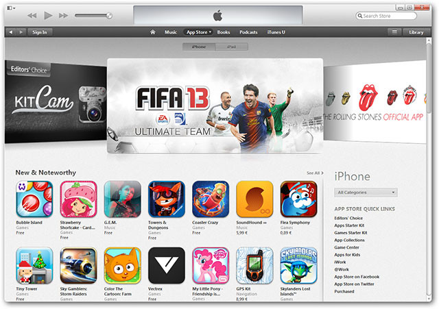 iTunes 11 0 3 available for download - Neowin