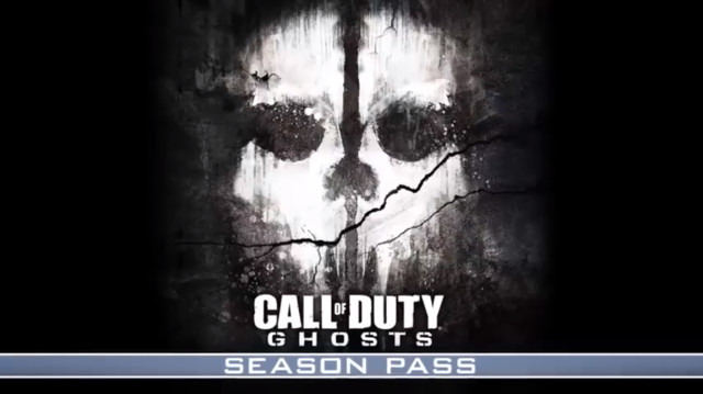 Call of Duty: Ghosts' season pass announced, includes four