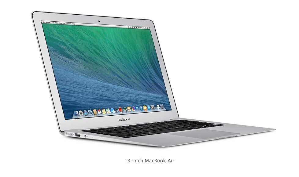 apple refreshes macbook air with haswell and drops price